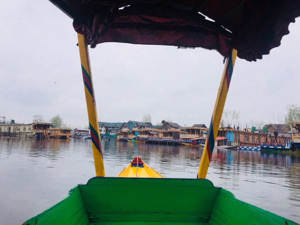 Srinagar on JPMiles Weekend 2018