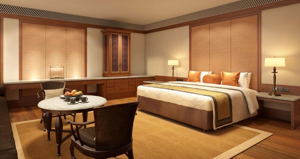 Indian Luxury Hotels: The Chedi Mumbai