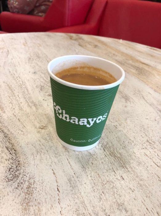 Chaayos Tea