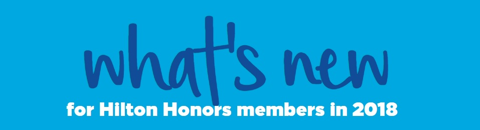 Hilton Honors benefits