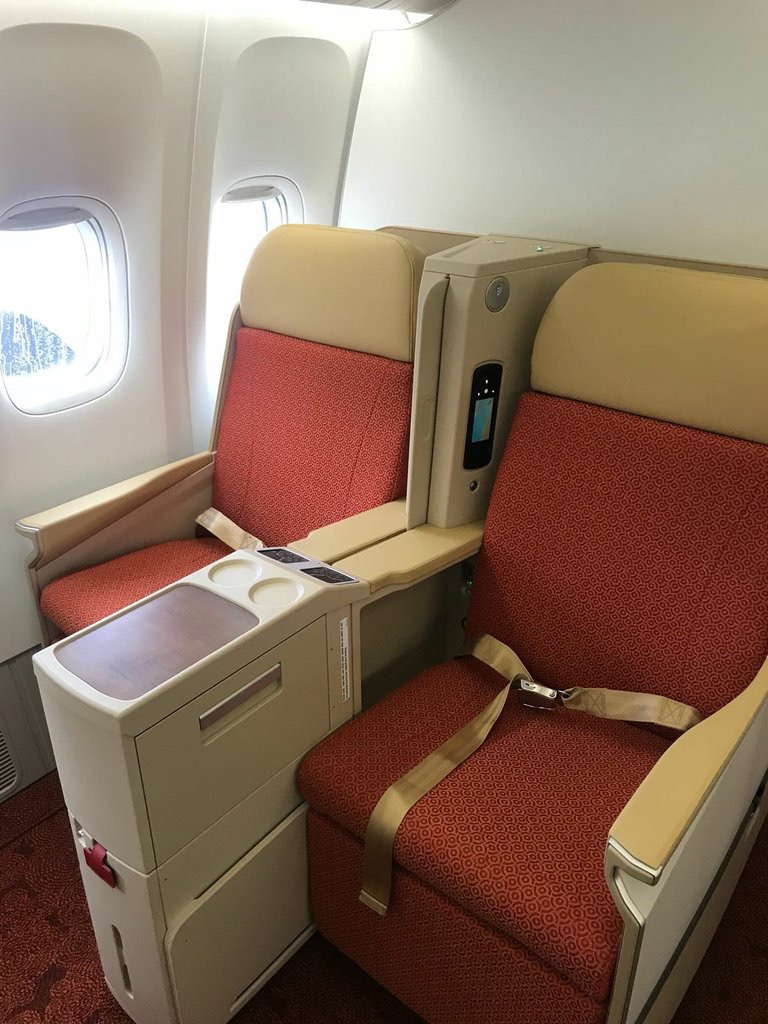 Air India Boeing 777 Inside
