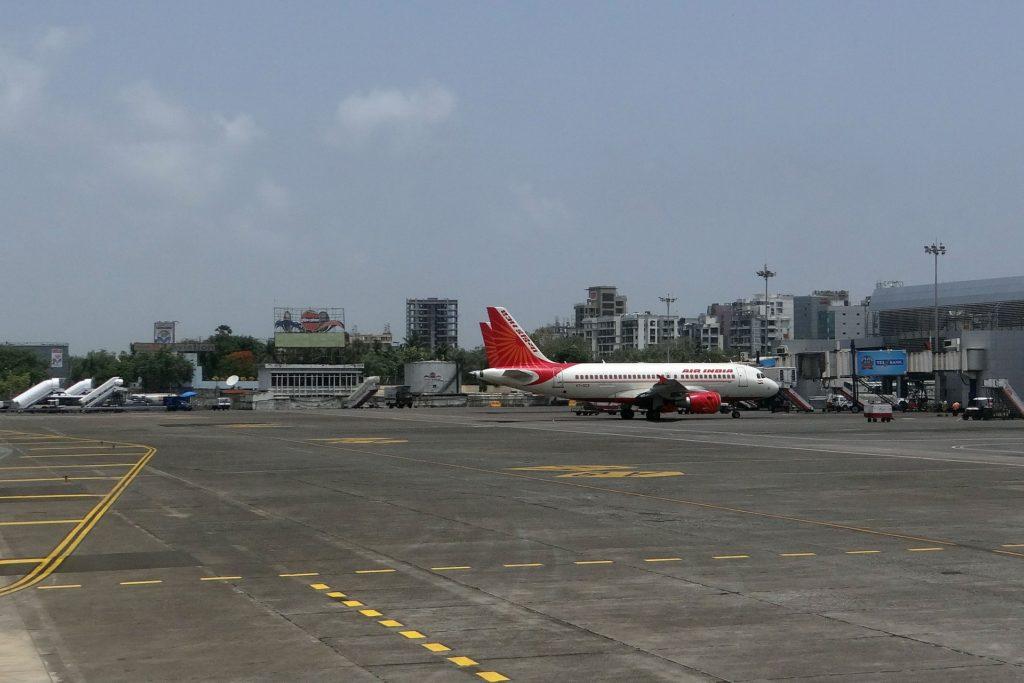 Mumbai Airport Air India