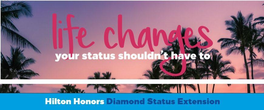 Hilton Diamond Extension