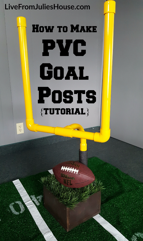 PVC Goal Post