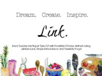 Dream Create Inspire Blog Party