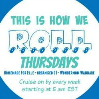 This is How we Roll Thursdays Blog Party