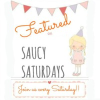 Saucy Saturday Blog Party feature