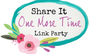 Share it One More Time Blog Party
