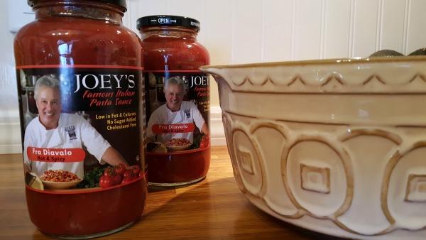 Joey's Fra Diavalo Pasta Sauce