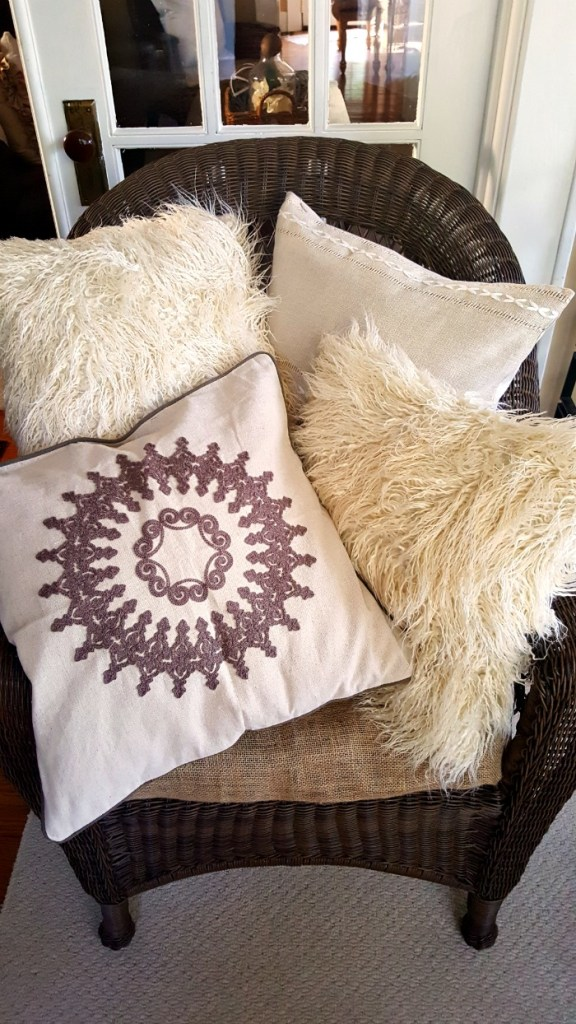 New pillows