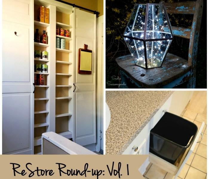 ReStore Round-up: Vol. 1