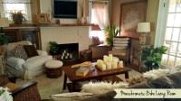 93+ Boho Living Room Decorating Ideas