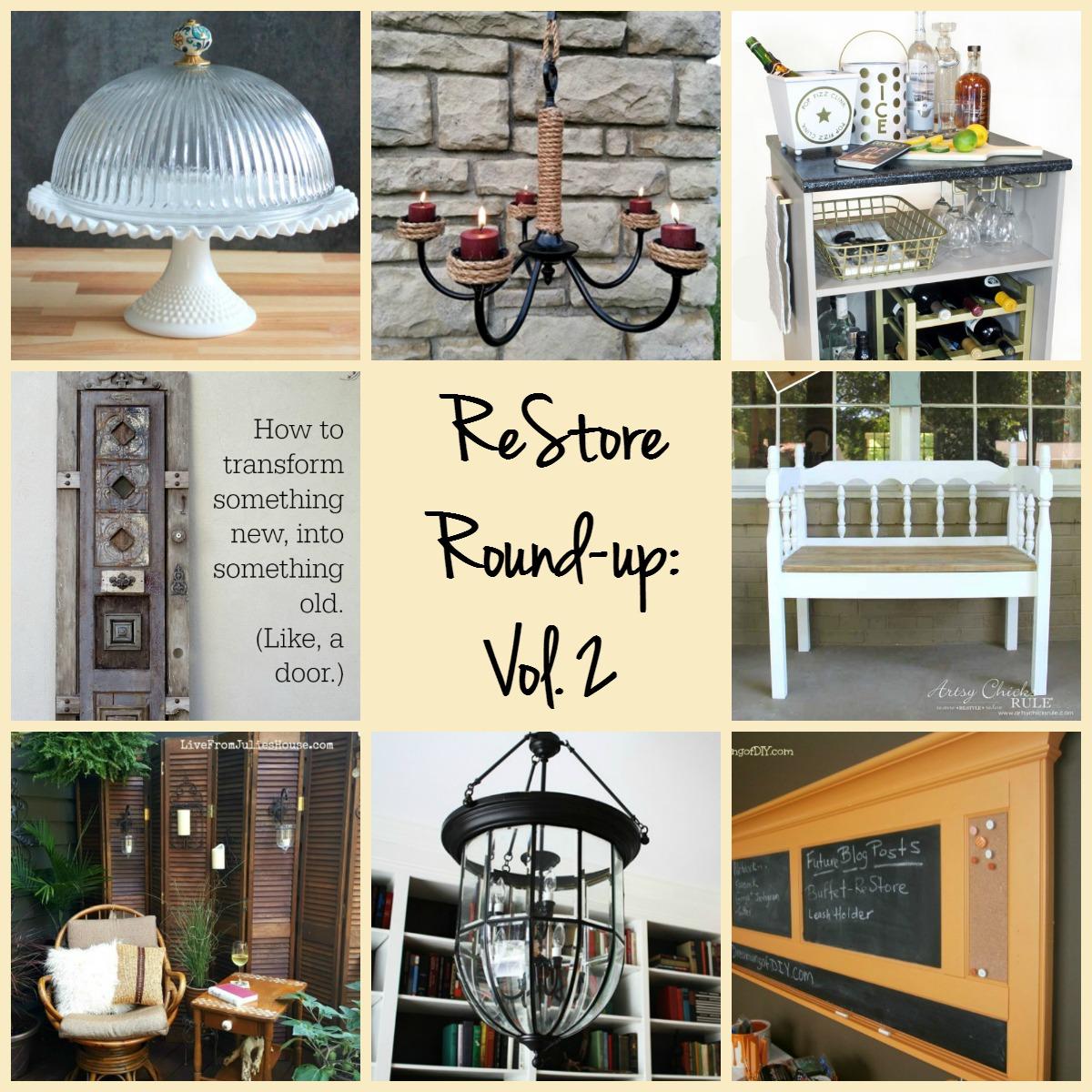 ReStore Round-up: Vol. 2