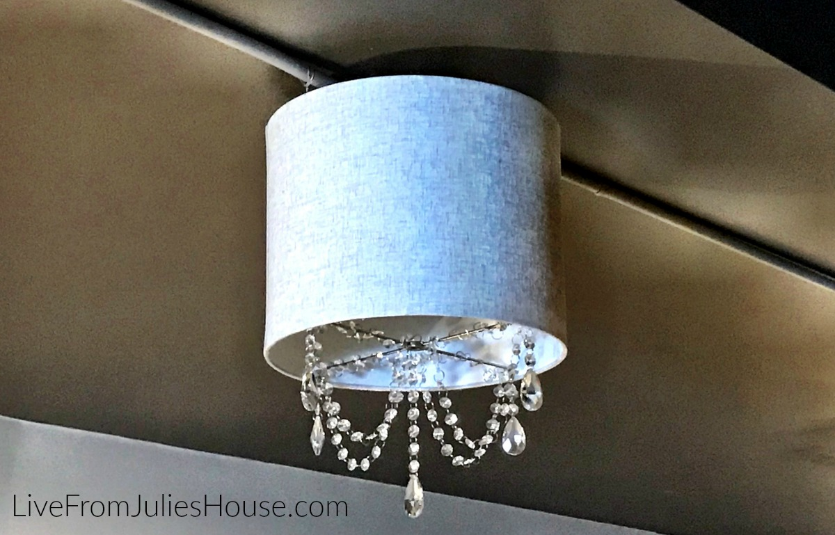 Diy drum chandelier live from julies house mozeypictures Images