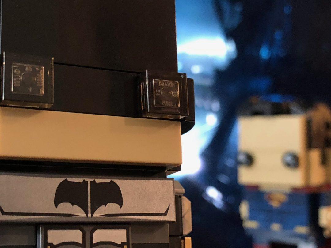 LEGO Brickheadz - Batman vs Superman