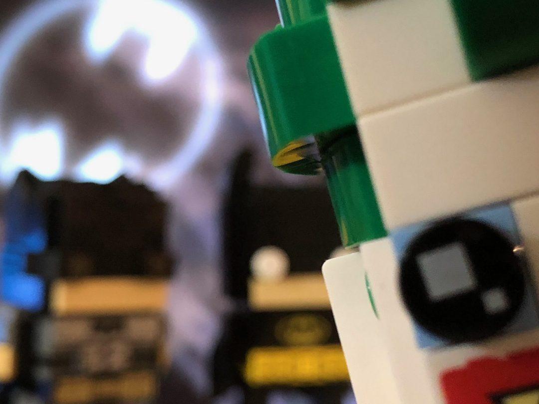 LEGO Brickheadz Tactical Batman, Batman, The Joker