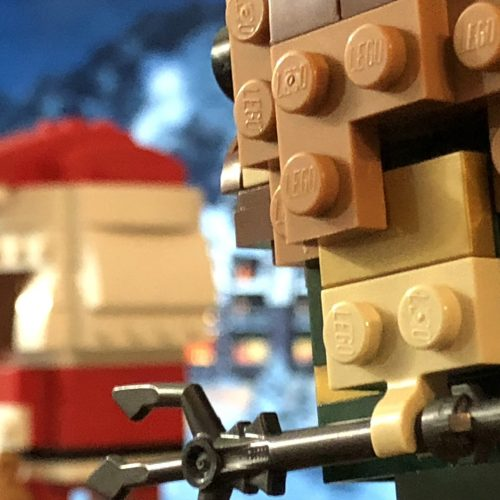 LEGO BrickHeadz Soul Santa and Aquaman