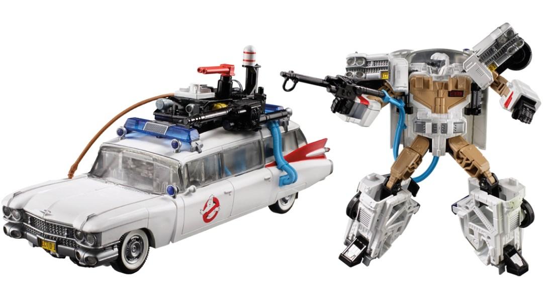 ECTO-1 Transformer