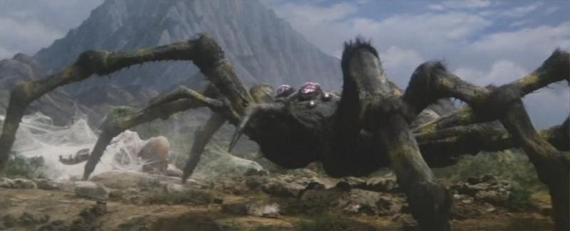 Son of Godzilla - Kumonga