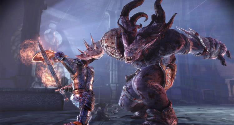 Dragon Age: Origins описание первой игры серии Dragon Age