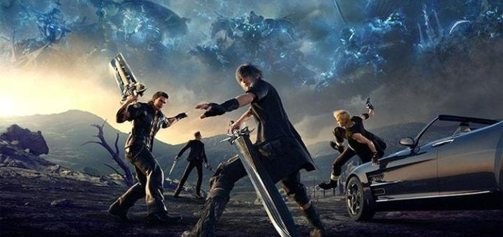 FINAL FANTASY XV – Борьба за кристалл
