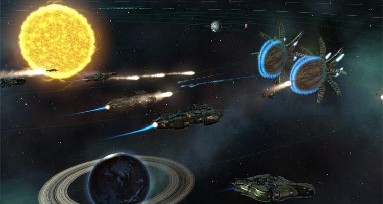 Stellaris трейлер к игре — Построй свою империю в галактическом масштабе
