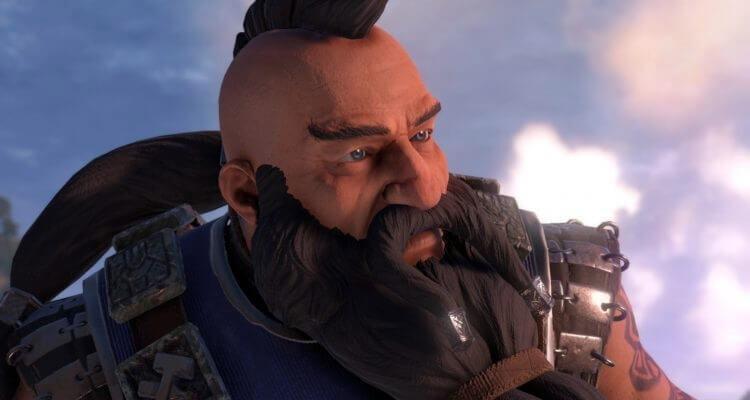The Dwarves окончательная дата релиза тактической РПГ про Гномов