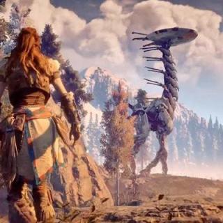 Horizon Zero Dawn дата релиза и трейлер эксклюзива для PS4