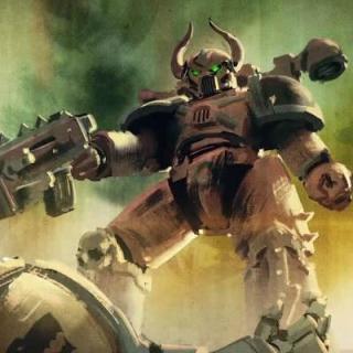 Warhammer 40,000: Space Wolf Воен