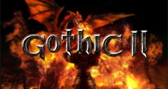 Лого к игре Gothic 2