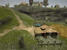 Лагерь рыбаков рядом с Ардеей
