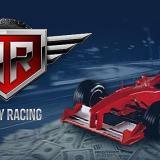 Money Racing - логотип и спорткар