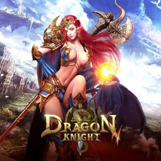 Dragon Knight 2 - красивая женщина
