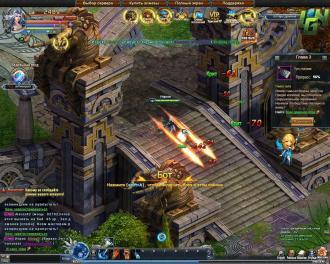 Storm Online - стрелы огня