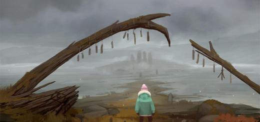 Lake Ridden - главная героиня