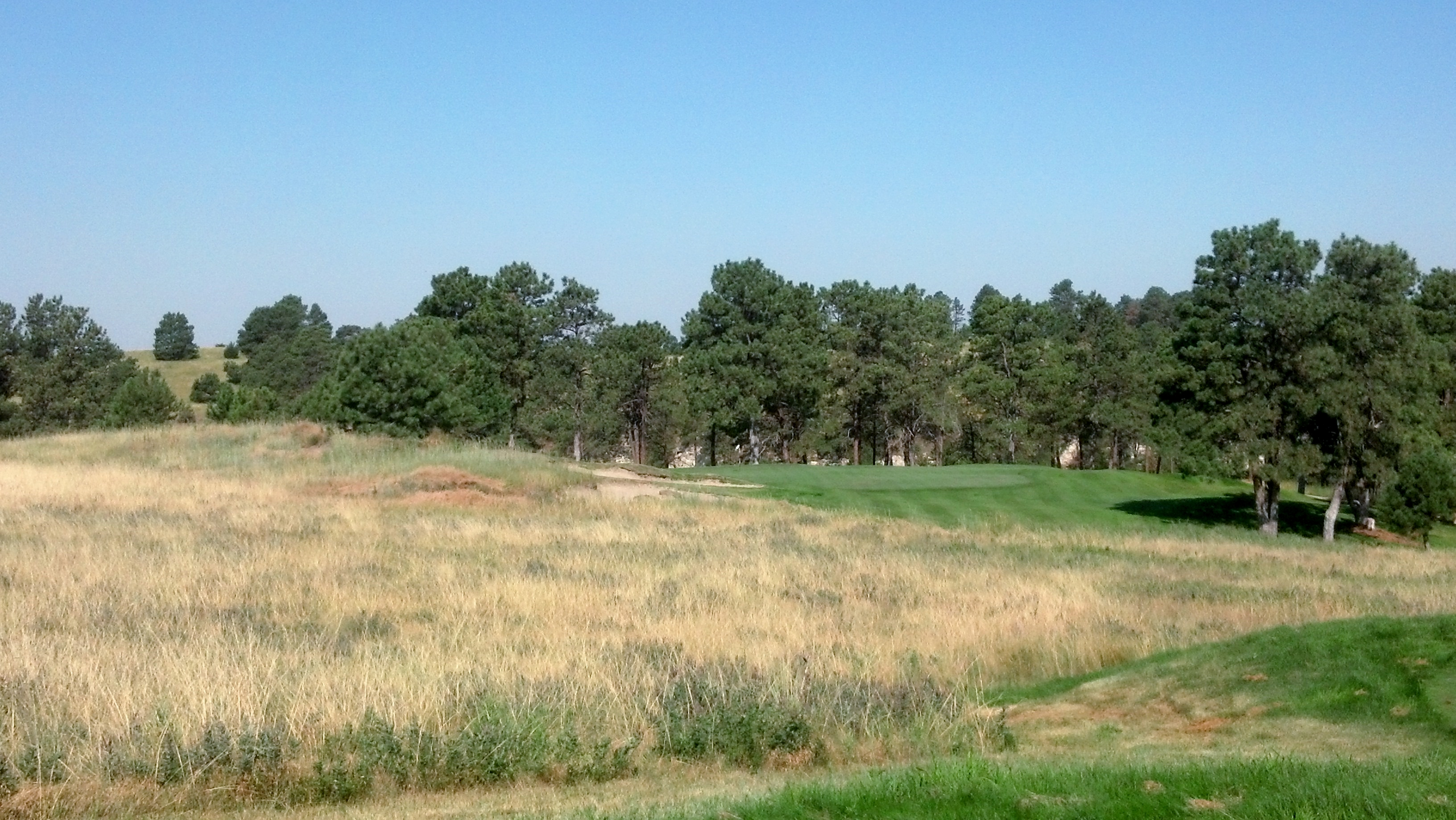 The Prairie Club Pines Course Valentine NE On 080314