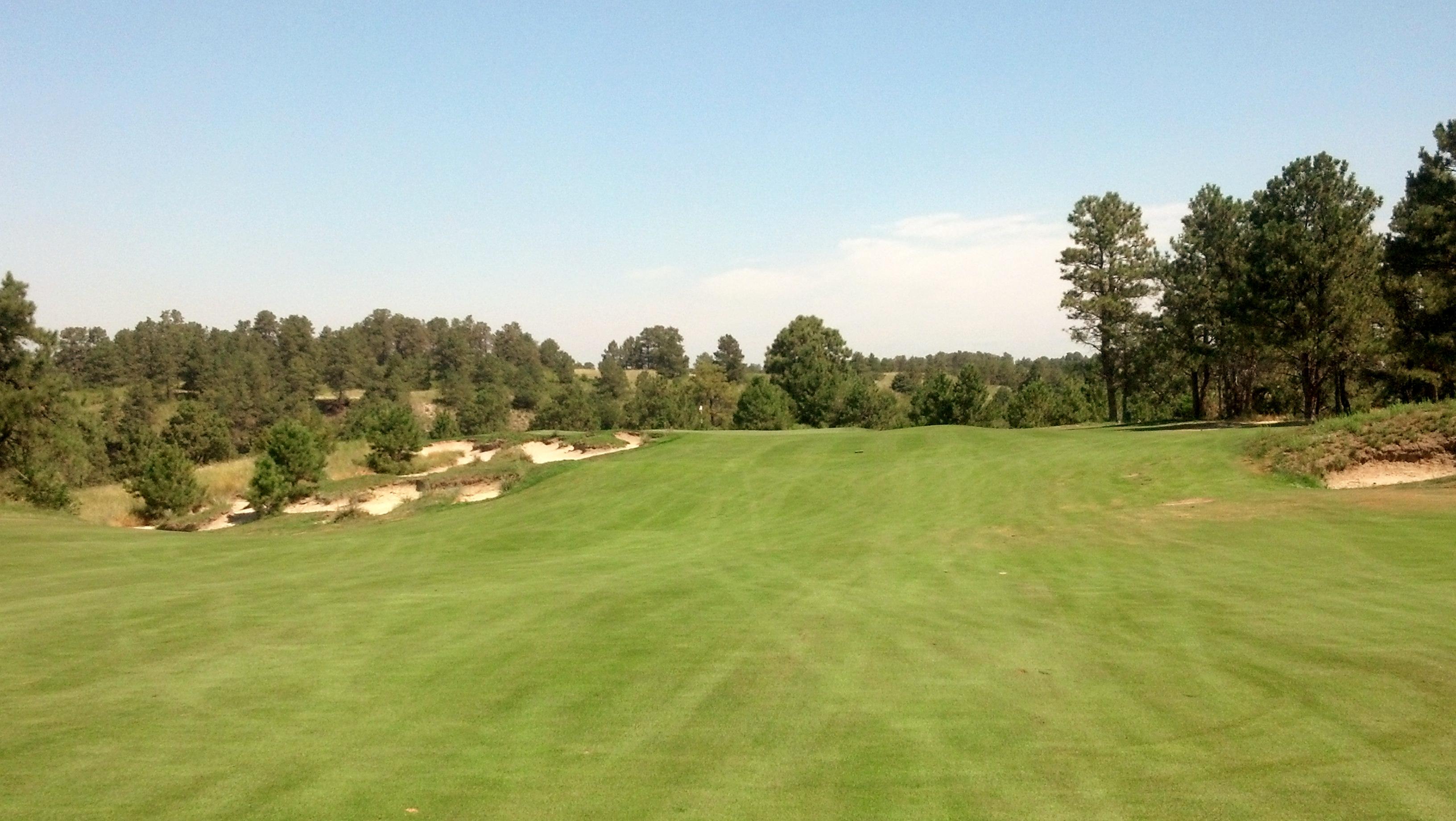 The Prairie Club Pines Course Valentine NE On 080314