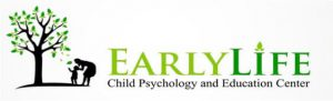 Logo for Early Life mental health treatment center.