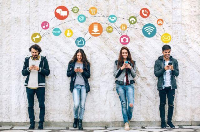 Social media relationships , distant relations hip in social media, facebook