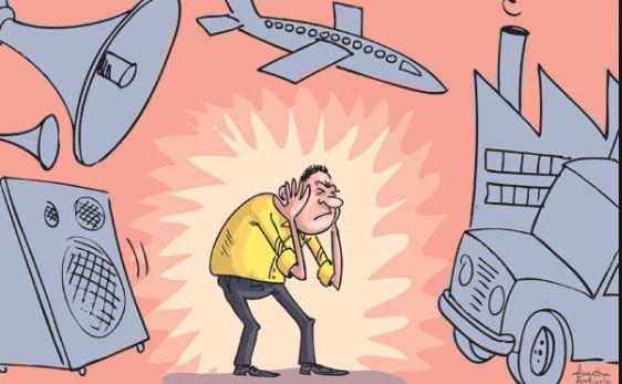 Migraine triggers, phorophobia, audinophobia, headache ,louder noise