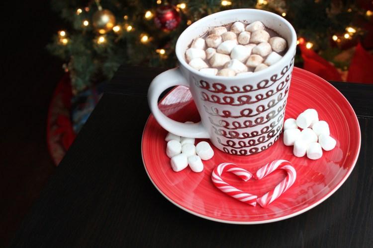 Marshmallow hot cocoa - Edited
