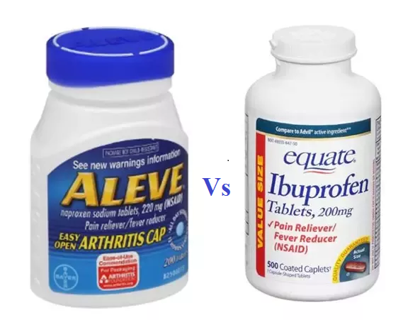 Difference in Aleve Vs Ibuprofen Full Detail with Example ...
