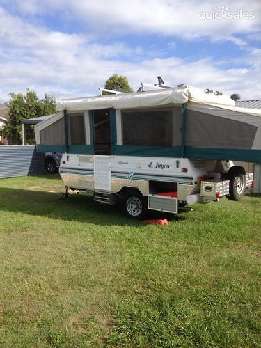 Jayco Eagle Camper Off-Road