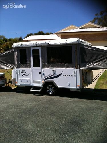 2012 Jayco Eagle Item 1000541661