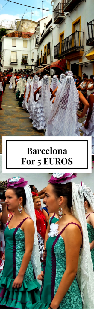 Breathtaking things to do in Barcelona with 5 euros