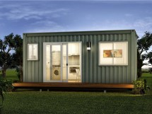 Container Home Shipping House Plans