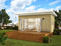 Container House Design Ideas Living