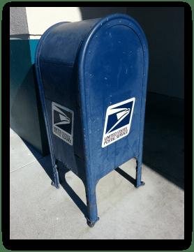 Find A Usps Drop Box : Where, Mailbox, Gatos, Monte, Sereno?