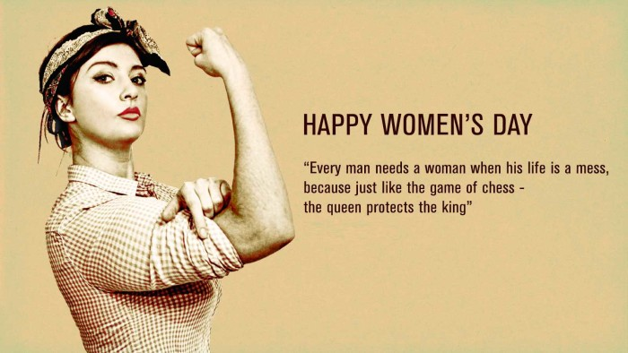 To All Women Out There…Thank You
