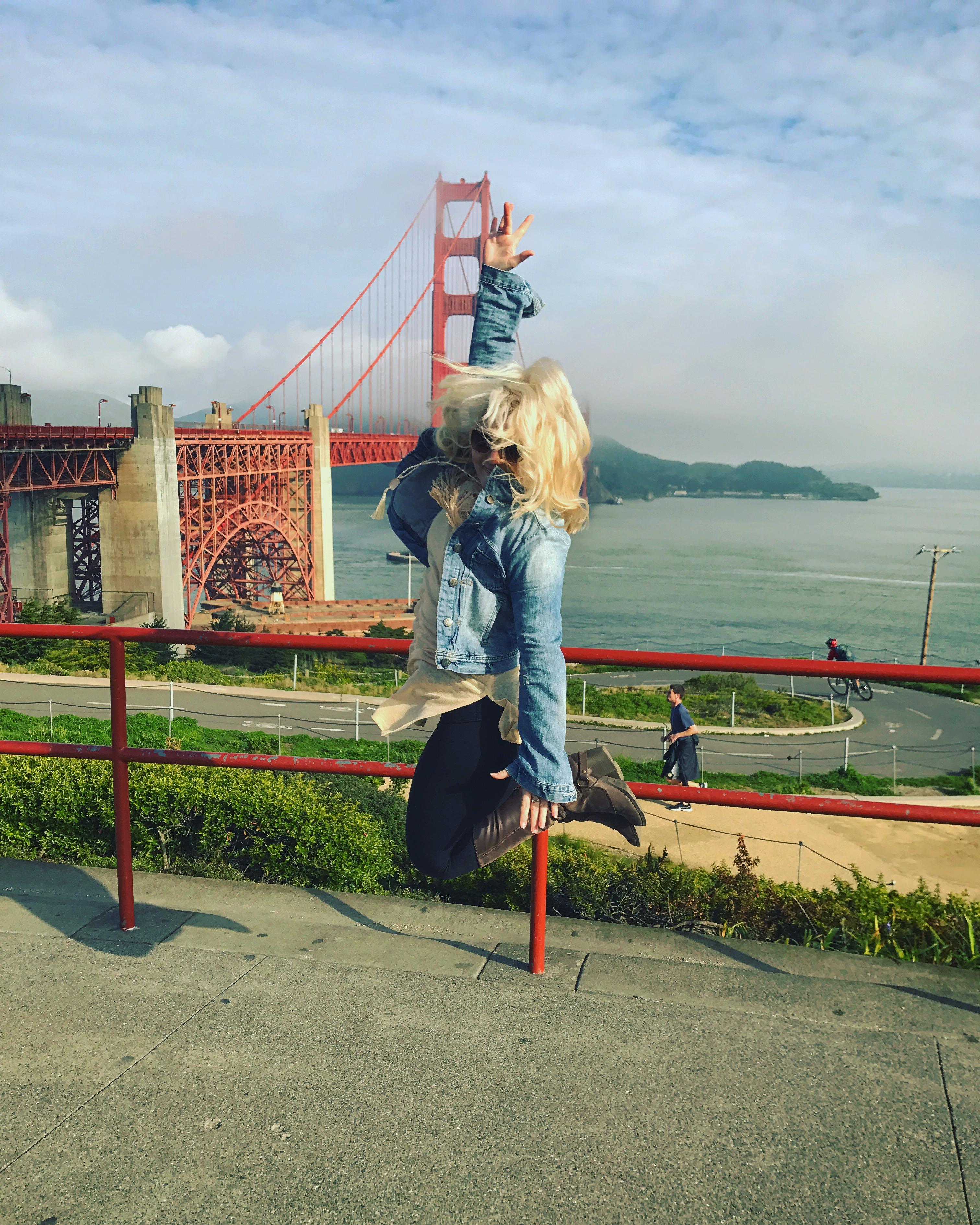 The Wonderment of the Golden Gate Bridge